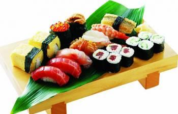 Sashimi - món ăn ngày Tết ở Nhật Bản