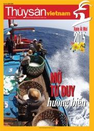 Thủy sản Việt Nam số 4 + 5 - 2015 (203+204)