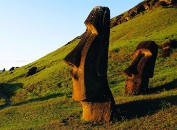 Huyền bí đảo Phục Sinh