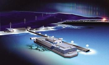 Nga xây nhà máy điện hạt nhân nổi