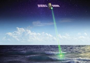 NASA dùng laser nghiên cứu đại dương