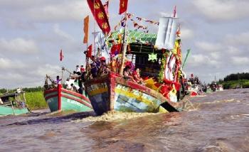 Ngư dân nô nức mở biển