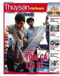 Thủy sản Việt Nam số 8 - 2017 (255)