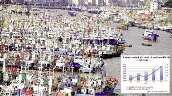 """Trung Quốc: Khắc phục tình trạng """"biển rỗng"""""""