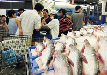 Kích cầu tiêu thụ thủy sản trong siêu thị