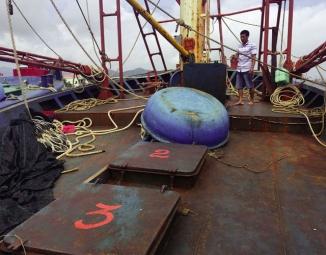 Bàn giao 6 máy thủy mới cho ngư dân Bình Định
