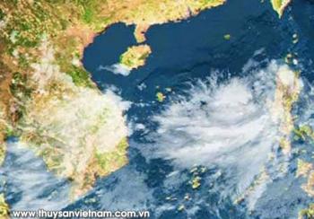 Công điện khẩn về ứng phó áp thấp nhiệt đới