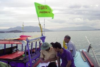 Khai thác thủy sản bền vững trong các tổ đồng quản lý