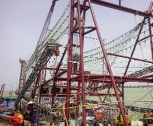 Thanh Hóa: Lúng túng khắc phục tàu thép hư hỏng