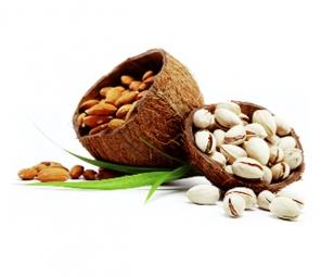 Bột hạt nut: Nguồn dinh dưỡng thủy sản bền vững