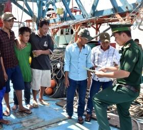 Cần chế tài đủ mạnh để hạn chế vi phạm khai thác trên biển