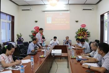 Đại hội Chi bộ Hội Nghề cá Việt Nam nhiệm kỳ IV (2017 - 2020)