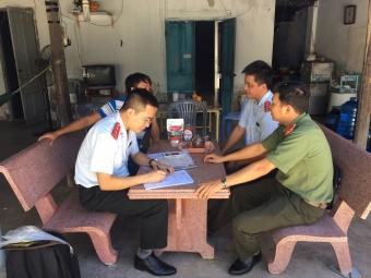 Phát hiện nhiều sai phạm của Công ty TNHH Sản xuất và Kinh doanh Giống thủy sản Huy Thắng
