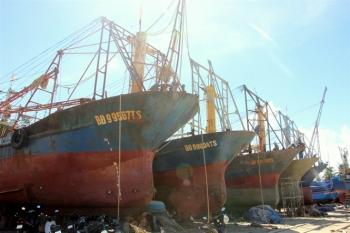 Yêu cầu các đơn vị đóng tàu đền bù cho ngư dân hơn 45 tỷ đồng