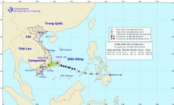 Điểm trùng hợp thú vị: Miền Nam thoát 3 cơn bão liên tiếp