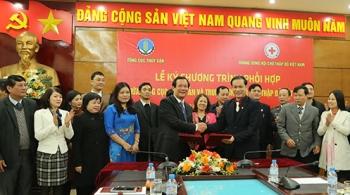 Hợp tác giữa Tổng cục Thủy sản với Trung ương Hội Chữ thập đỏ Việt Nam: Đem lại nhiều lợi ích cho ngư dân