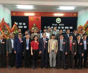 Đại hội Hội Thủy sản tỉnh Quảng Bình lần thứ nhất nhiệm kỳ 2018 - 2023