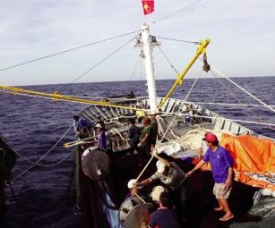5 kiến nghị của Hội Nghề cá về khai thác xa bờ