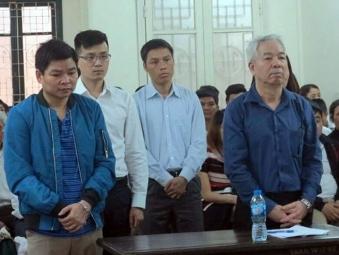 7 cựu cán bộ thủy sản nhận án