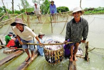 Công nghệ mới hỗ trợ nuôi cá tra
