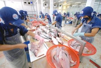 Xuất khẩu thủy sản sang 3 thị trường chủ lực tăng thấp