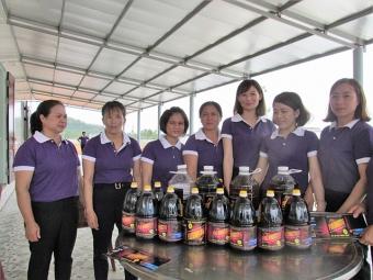 Khẳng định thương hiệu nước mắm Phú Khương