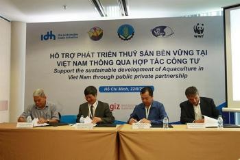 Hợp tác công tư trong hỗ trợ phát triển thủy sản