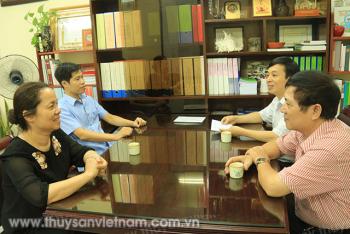 Hội Nghề cá Việt Nam: Gửi tặng quà cho quân, dân huyện đảo Trường Sa