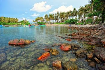 Quần đảo Bà Lụa - Vùng đất trữ tình phương Nam