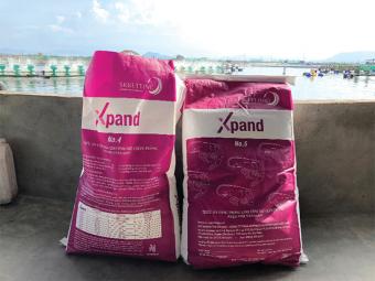 Thức ăn tăng trọng XPAND:  Chìa khóa nâng cao hiệu suất  và tính linh hoạt trong nuôi tôm
