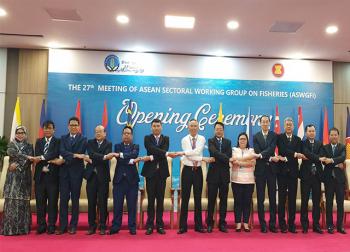 Thống nhất nhiều nội dung quản lý nghề cá ASEAN