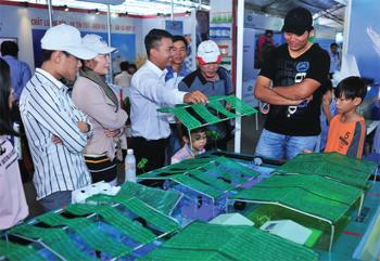 """VietShrimp 2020 với """"đích đến bền vững"""""""