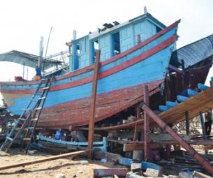Rủi ro khi tự ý cải hoán tàu cá