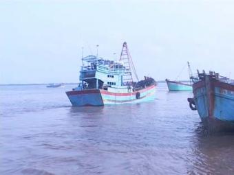 Qua biển Malaysia đánh cá, một chủ tàu bị tỉnh Bến Tre phạt 800 triệu đồng