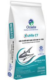 Nutrilis CT: Góp phần giải quyết khó khăn cho người nuôi cá tầm