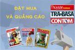 """Mời đặt mua và quảng cáo trên các ấn phẩm thuộc """"gia đình"""" Thủy sản Việt Nam"""