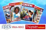 Tạp chí Thủy sản Việt Nam được cấp Mã số chuẩn quốc tế ISSN
