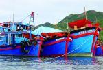 Bám biển với tàu mẹ - con