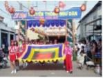 TP Hồ Chí Minh: Chuẩn bị lễ hội truyền thống ngư dân Cần Giờ 2014