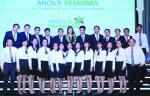 Anova Pharma: Chất lượng tốt - Phát triển bền vững