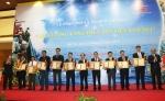"""Trao tặng """"Danh hiệu Chất lượng Vàng Thủy sản Việt Nam lần thứ ba - 2014"""""""