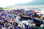 Hà Tĩnh: Luồng lạch bồi lắng, ngư dân gặp khó