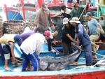 Phú Yên: Nghiệp đoàn Nghề cá An Ninh Tây đại hội đại biểu lần thứ I