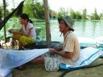 Quảng Nam: Rủi ro nuôi tôm tự phát