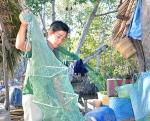 Đồng Nai: Vào rừng nuôi cua