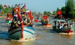 Khai mạc Lễ hội ngư dân Cần Giờ