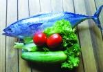Cá ngừ nhúng giấm: Món ngon của ngư dân vùng biển Bình Sơn