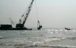 Cà Mau: Nạo vét cửa biển Rạch Gốc