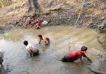 Đắk Lắk: Diện tích nuôi trồng thủy sản bị thu hẹp do nắng hạn