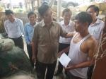 Hội Nghề cá Việt Nam: Kêu gọi quyên góp, ủng hộ đồng bào Nam Trung bộ, Tây Nguyên